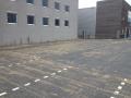 Herinrichten parkeerterrein Tilburg